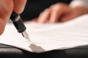 Vi hjälper dig att skriva testamente. Inbördes testamente mellan makar och sambor.